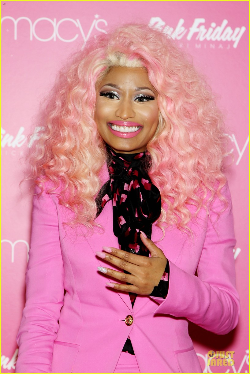 nicki minaj mariah careys been one of my favorite artists 16
