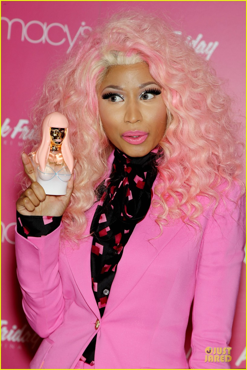nicki minaj mariah careys been one of my favorite artists 21