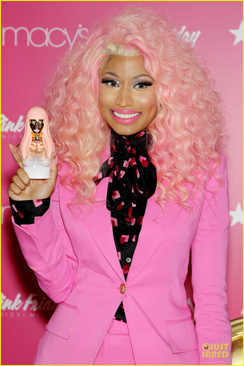 nicki minaj mariah careys been one of my favorite artists 24