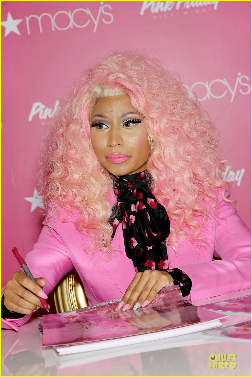nicki minaj mariah careys been one of my favorite artists 292761632