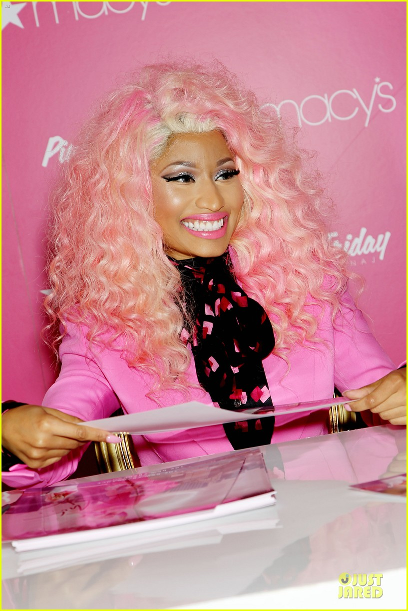 nicki minaj mariah careys been one of my favorite artists 31