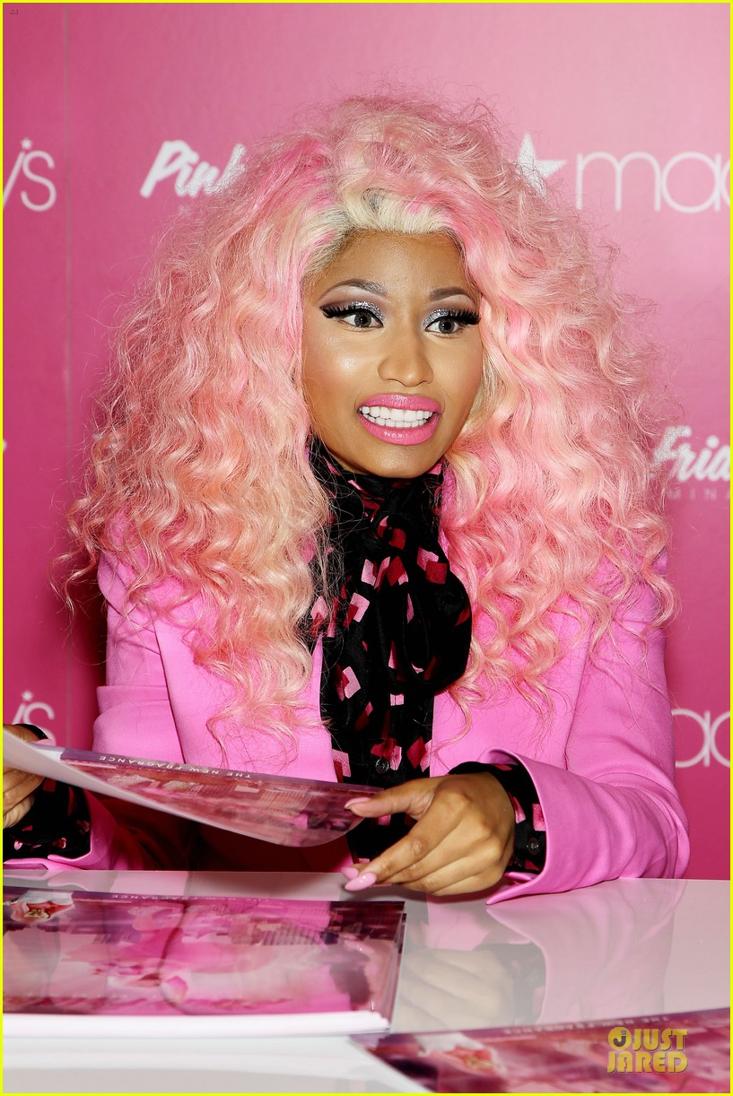 nicki minaj mariah careys been one of my favorite artists 322761635