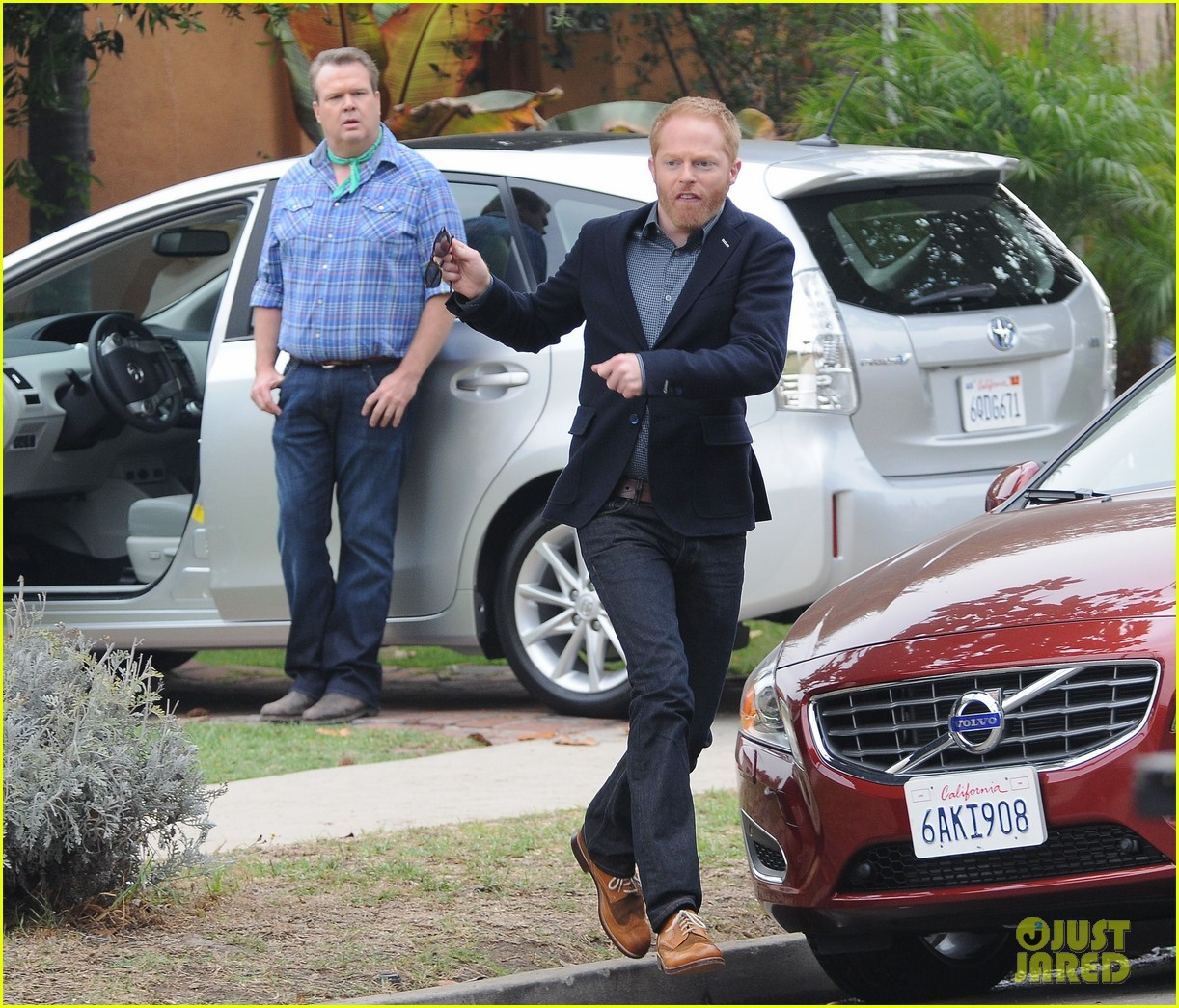 modern family filming scenes 19