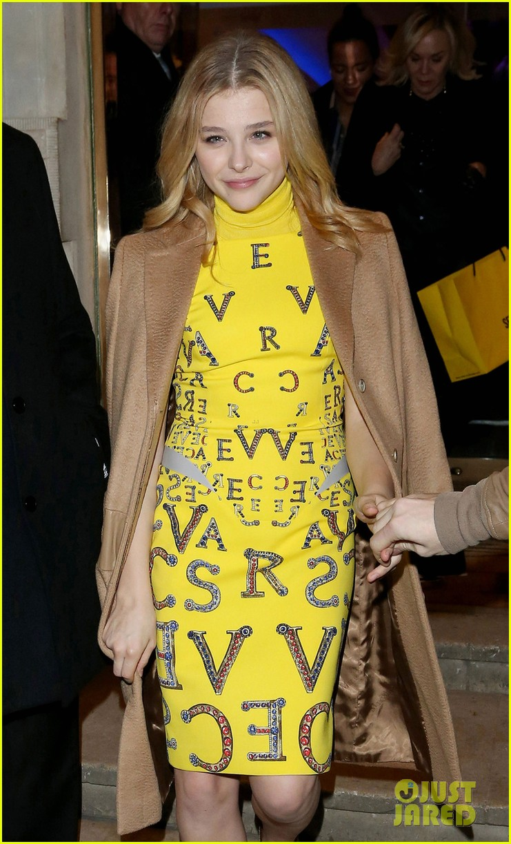 chloe moretz bbc children in need auction with liberty ross 02