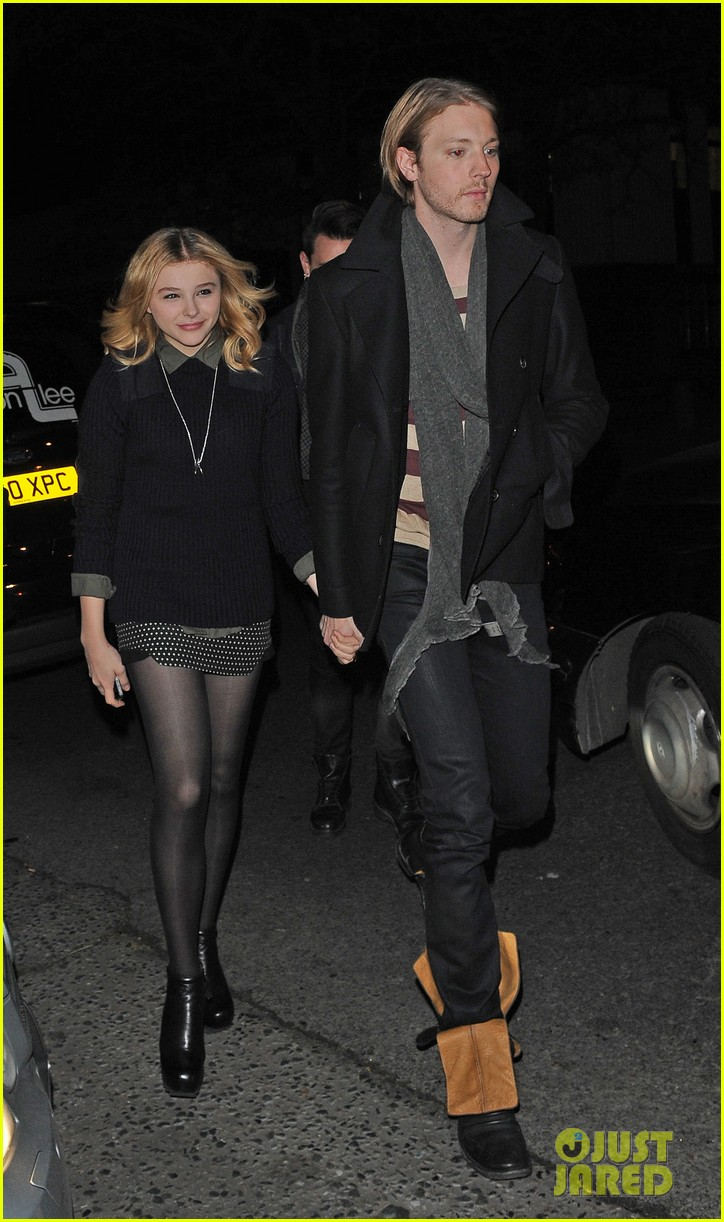 chloe moretz rihanna 777 tour concertgoer in london 122761364
