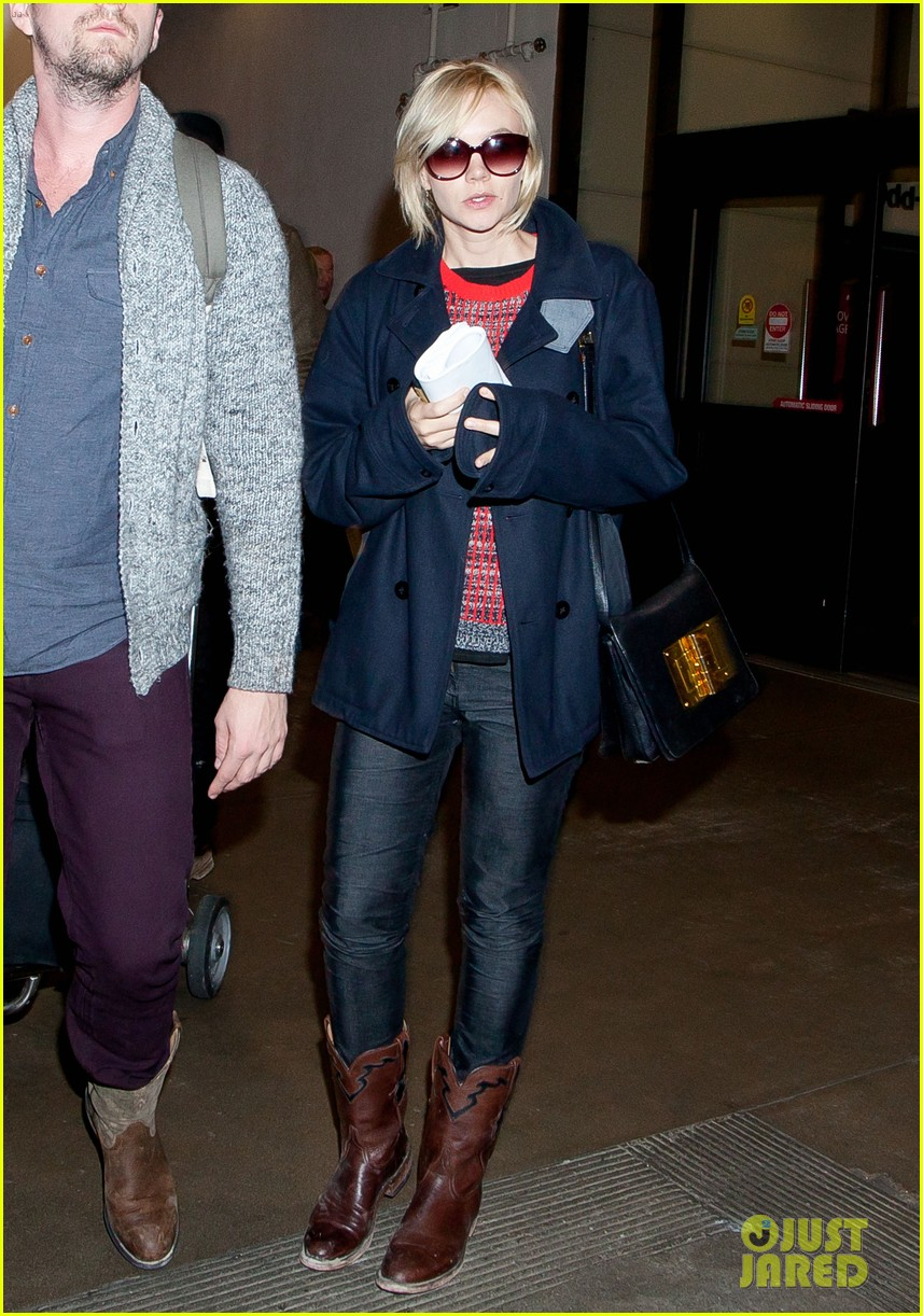 carey mulligan marcus mumford land in los angeles 08