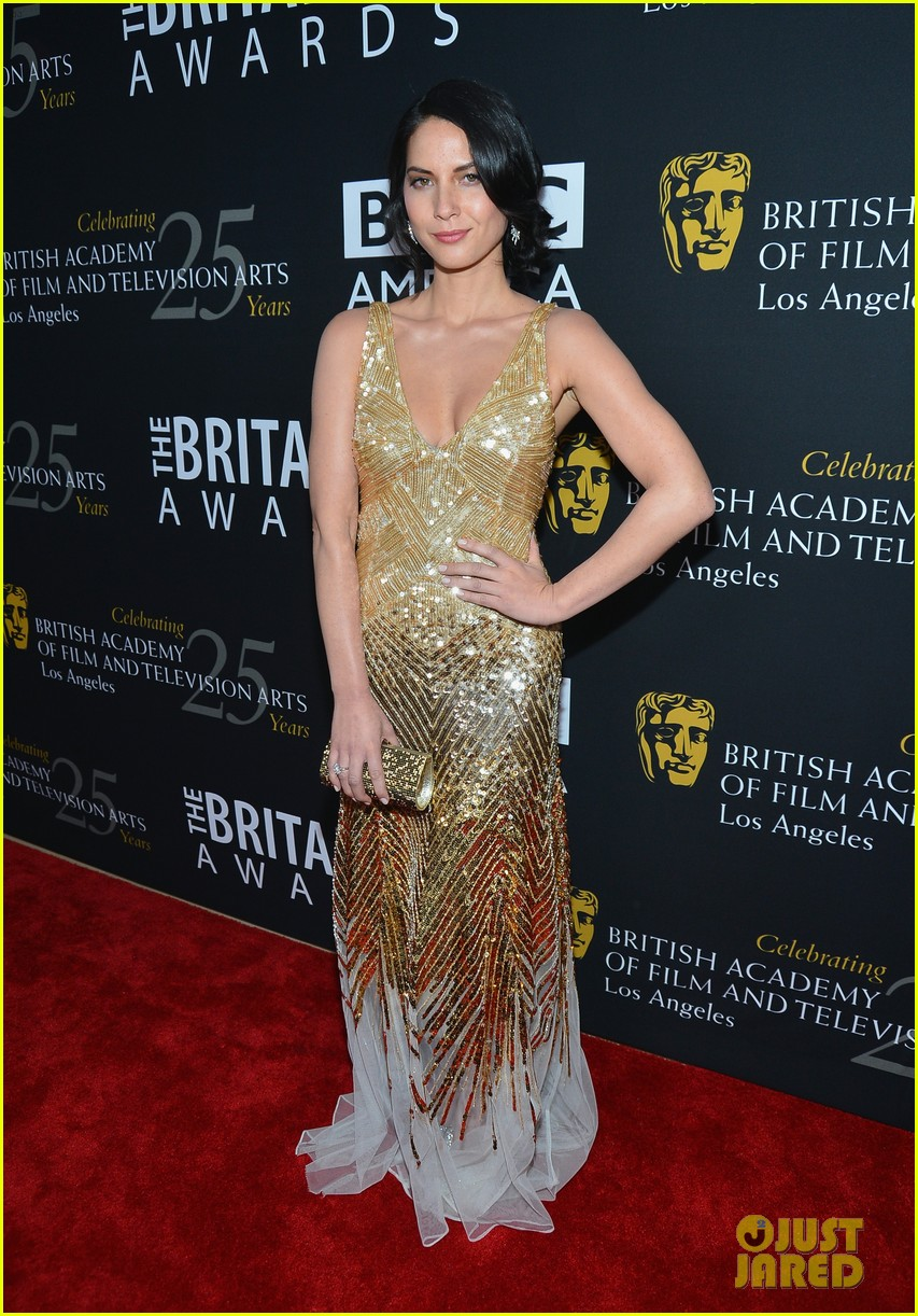 olivia munn kerry washington bafta britannia awards 2012 11