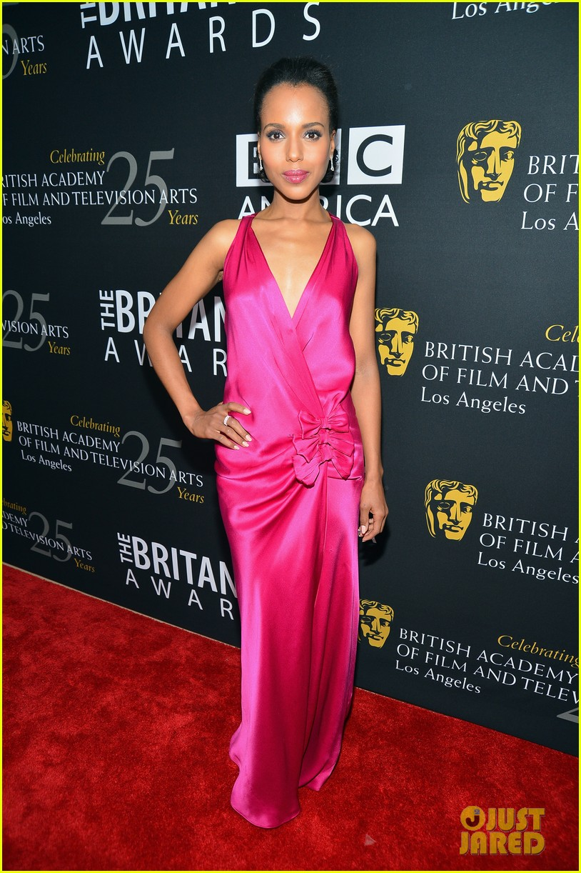 olivia munn kerry washington bafta britannia awards 2012 122753370