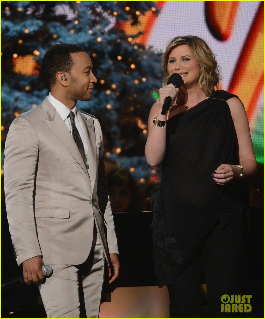 keith urban jennifer nettles country christmas taping 12