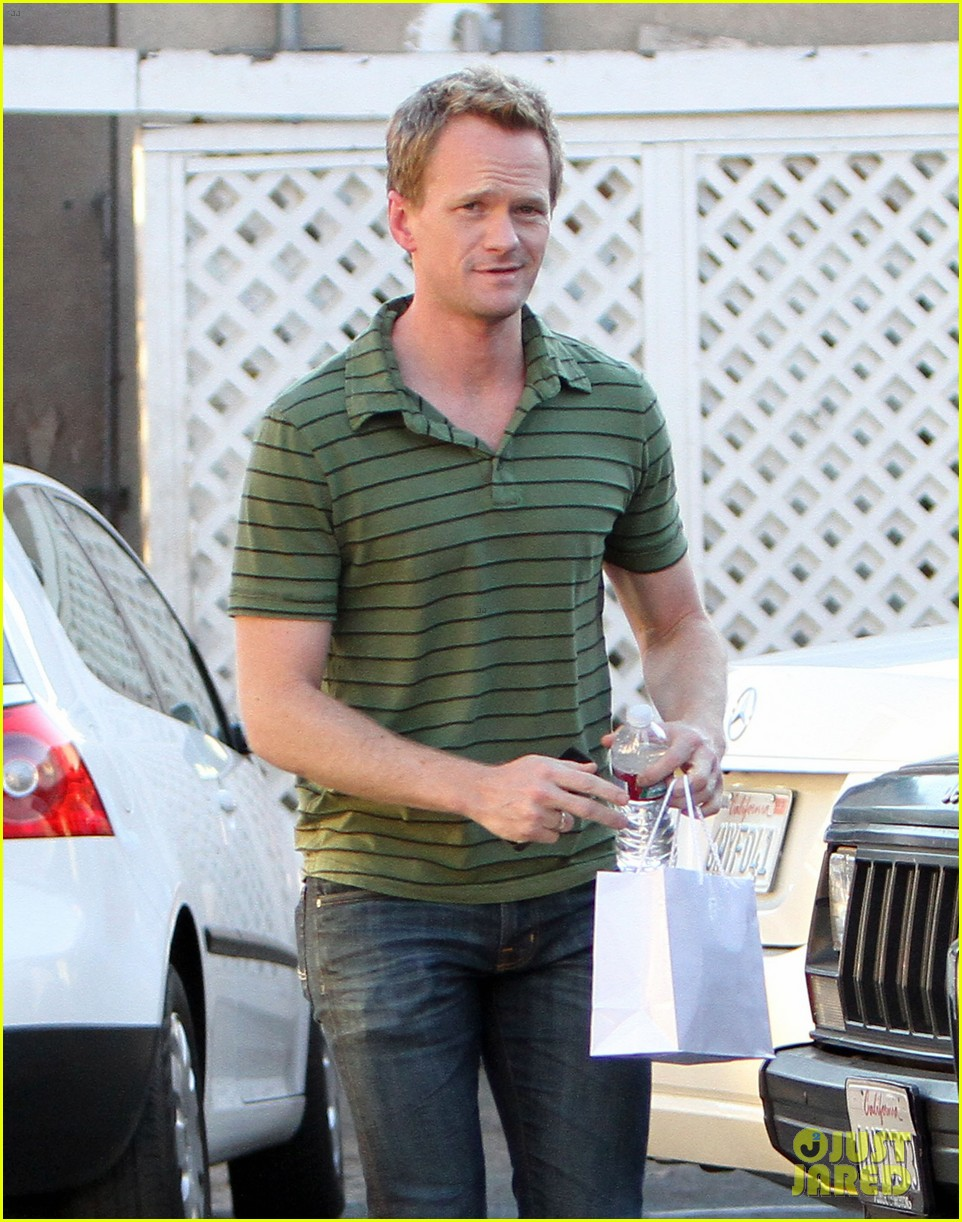 neil patrick harris hair visit 09