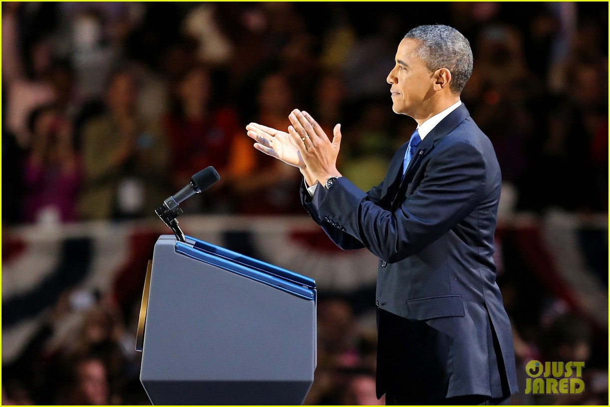watch barack obama victory speech for election 2012 12