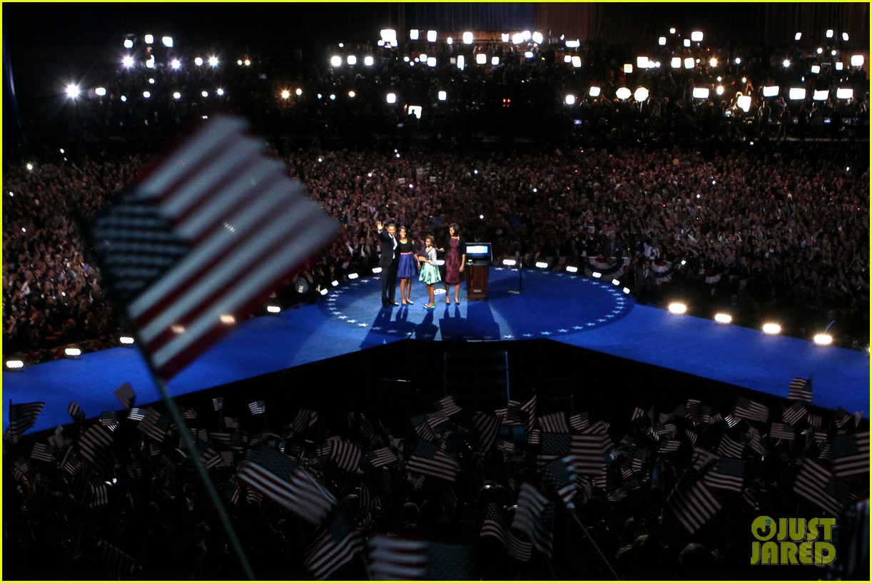 watch barack obama victory speech for election 2012 17