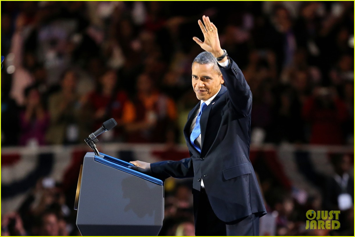 watch barack obama victory speech for election 2012 18
