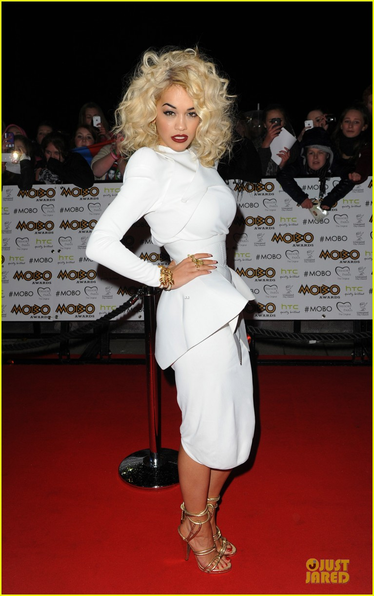 rita ora conor maynard mobo awards 08
