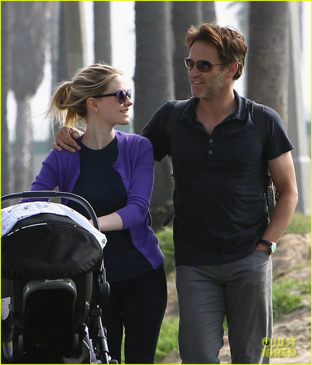 anna paquin stephen moyer park stroll with the twins 06