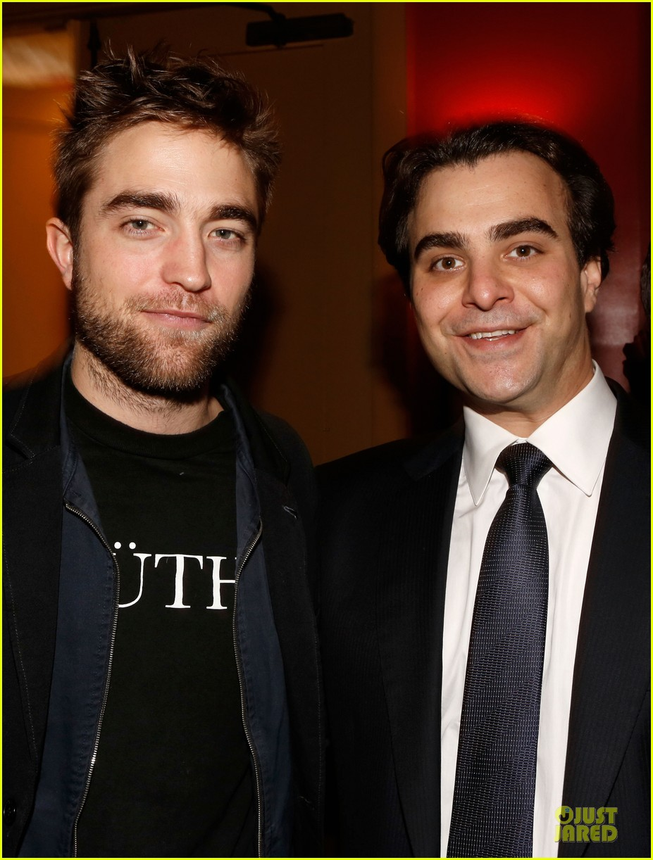 robert pattinson arbitrage luncheon with richard gere 052766940