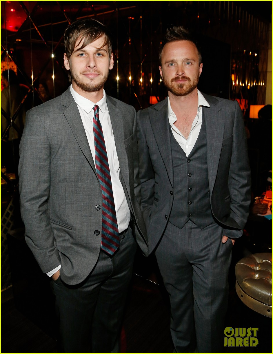 aaron paul matt lanter zarkana vegas premiere 15