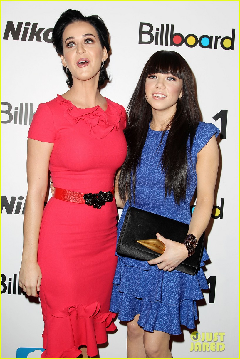 katy perry carly rae jepsen billboard women in music luncheon 10