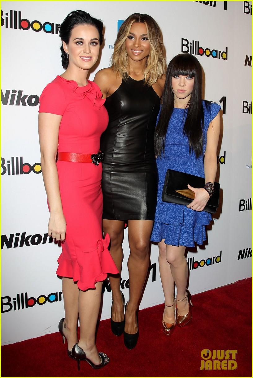 katy perry carly rae jepsen billboard women in music luncheon 20