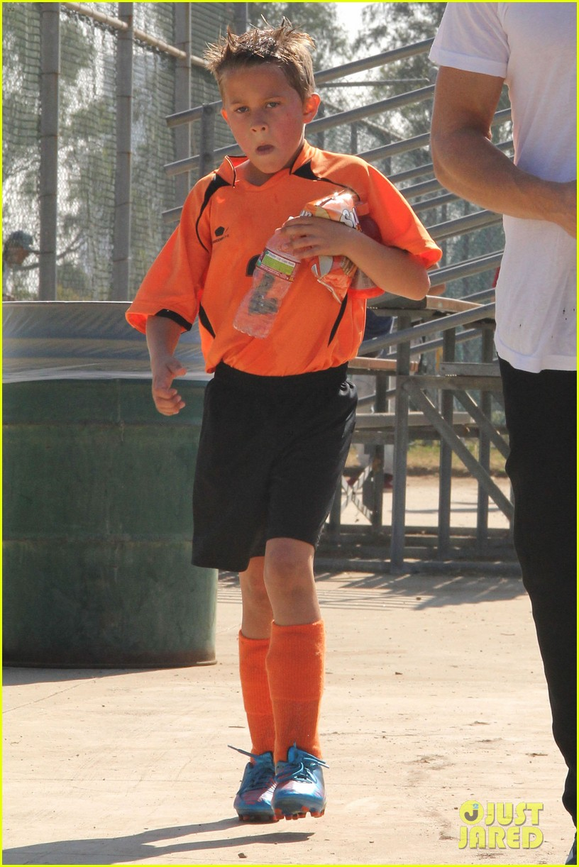 ryan phillippe deacons soccer game with paulina slagter 142750498