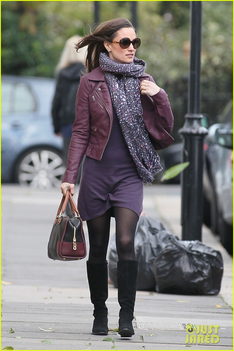pippa middleton stylish london lady 06