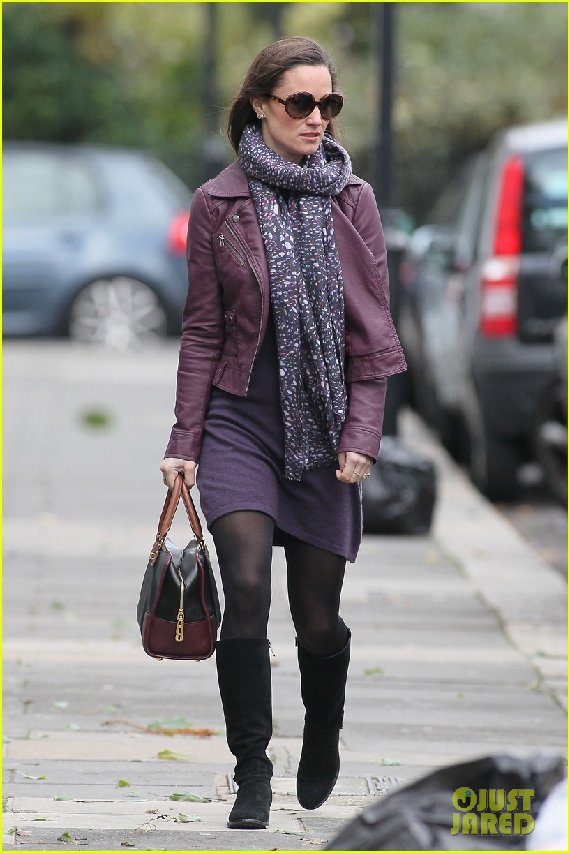 pippa middleton stylish london lady 12