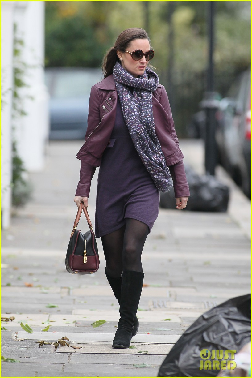 pippa middleton stylish london lady 14