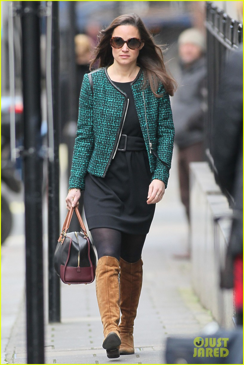 pippa middleton stylish london lady 21