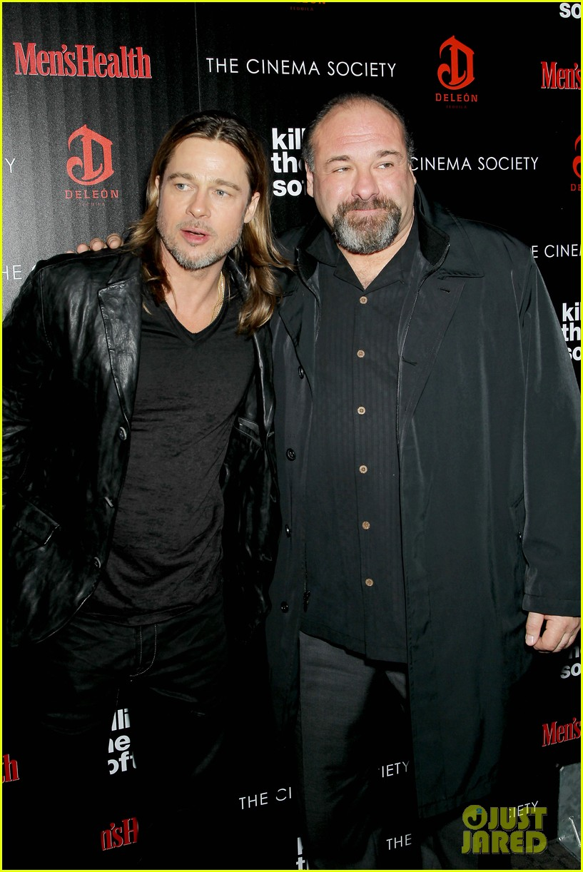 brad pitt killing them softly premiere 262764272