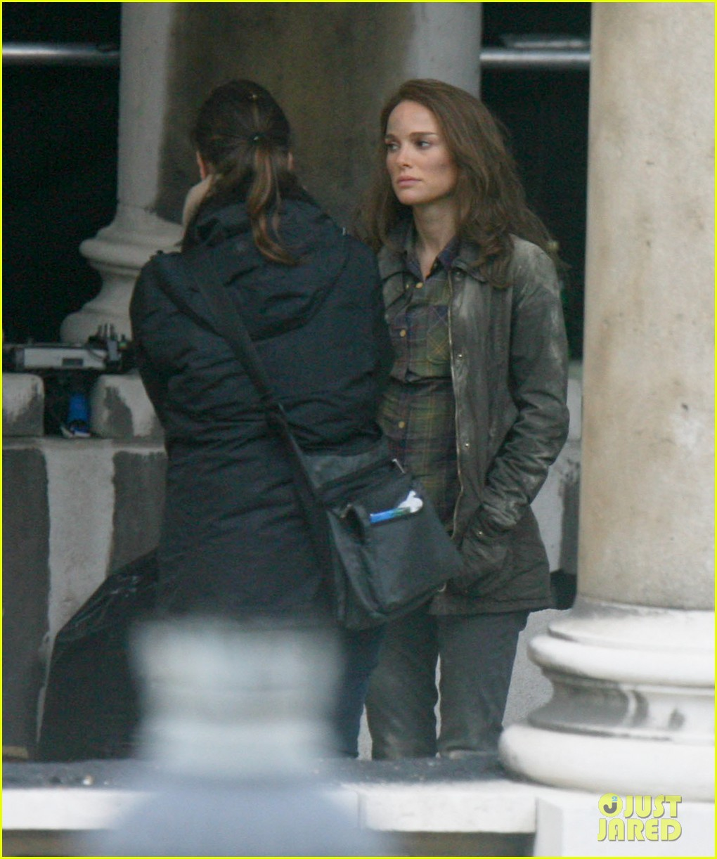 natalie portman thor the dark world set 01