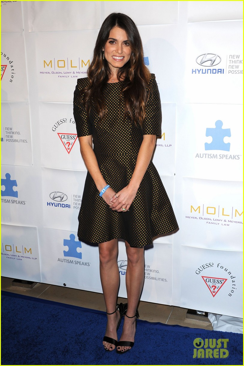nikki reed paul mcdonald autism speaks ball 10