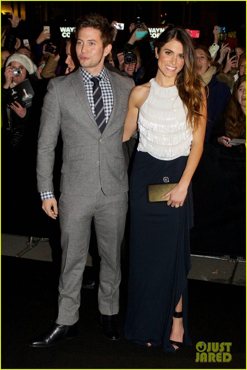 nikki reed jackson rathbone breaking dawn norway premiere 032758610