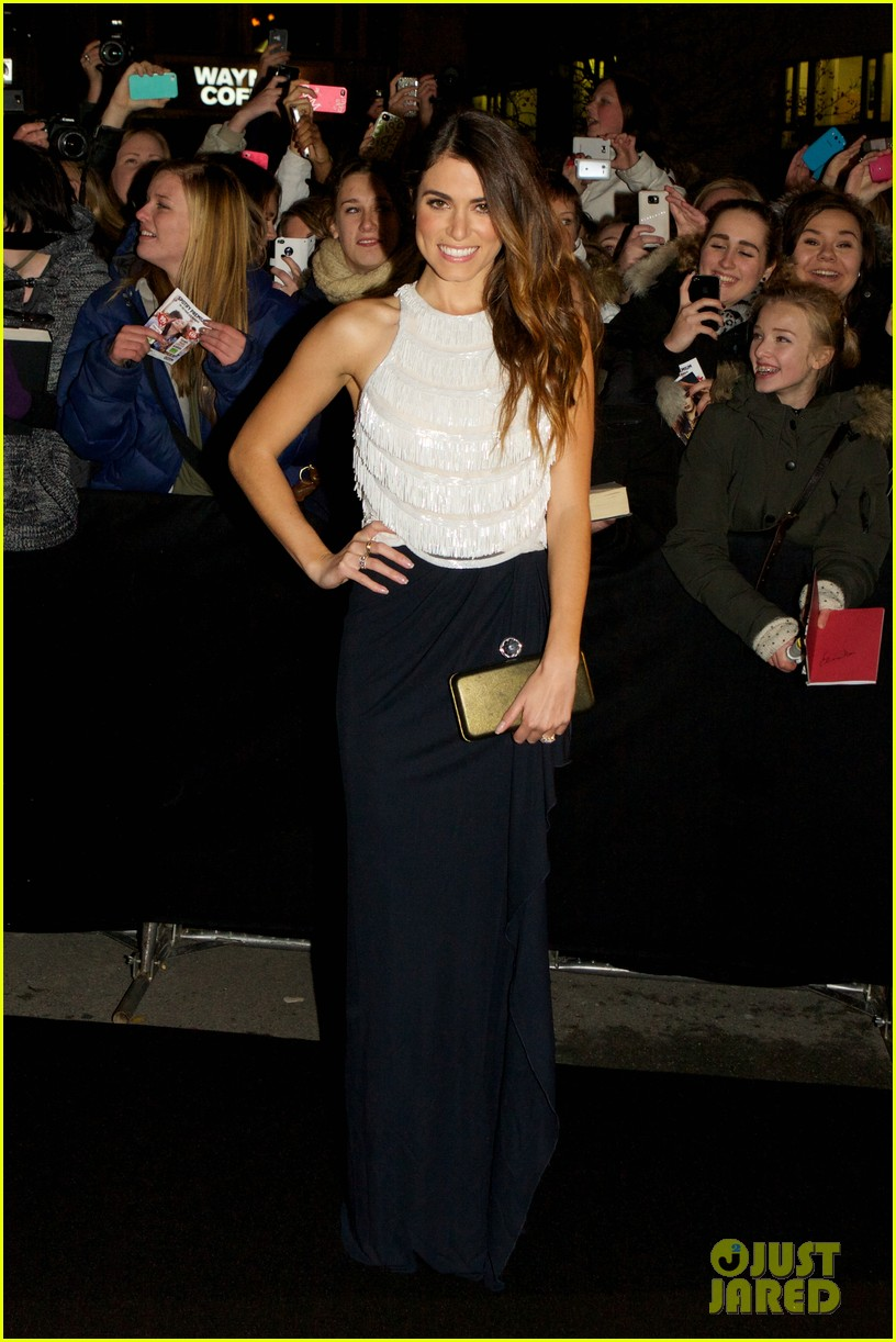 nikki reed jackson rathbone breaking dawn norway premiere 052758612