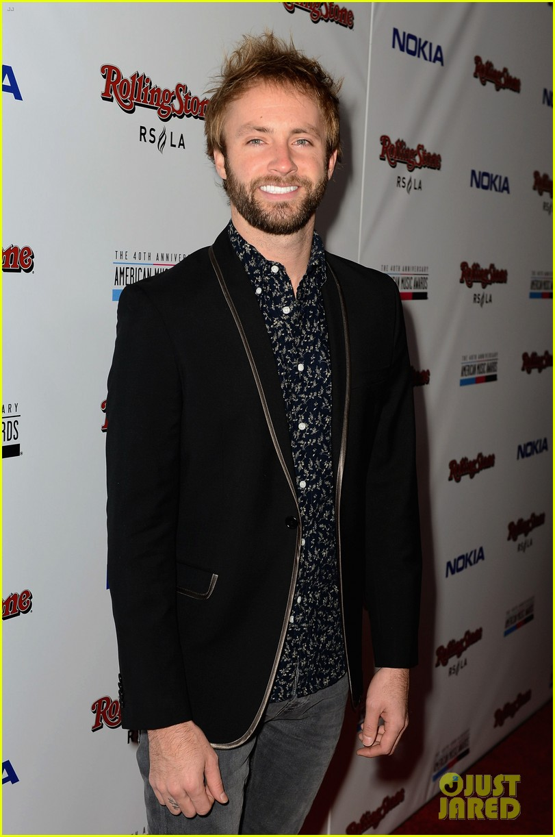 nikki reed paul mcdonald rolling stone ama after party 10
