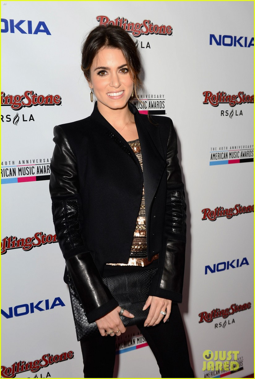 nikki reed paul mcdonald rolling stone ama after party 182760632