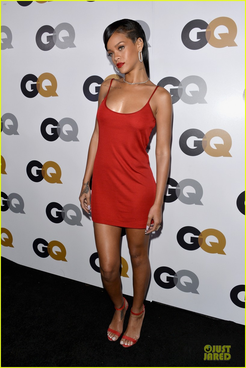 rihanna gq man of the year party 08