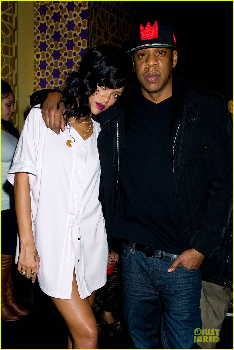 rihanna 777 tour wraps in nyc with jay z exclusive 02