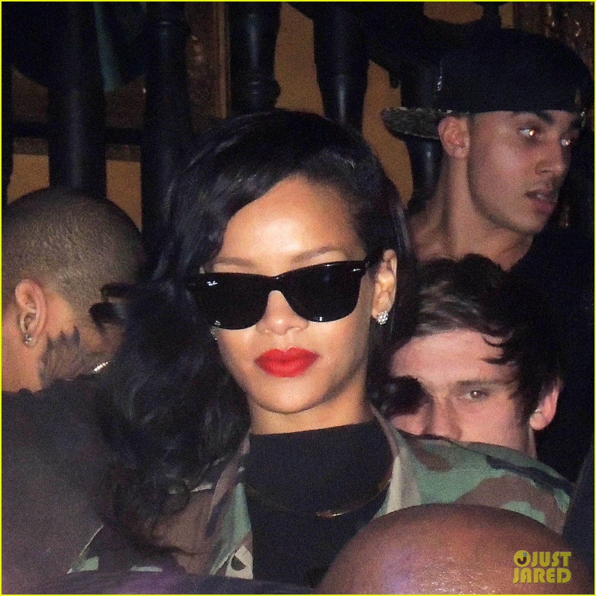 chris brown rihanna thanksgiving berlin 01