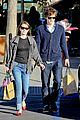 emma roberts evan peters black friday shopping couple 06