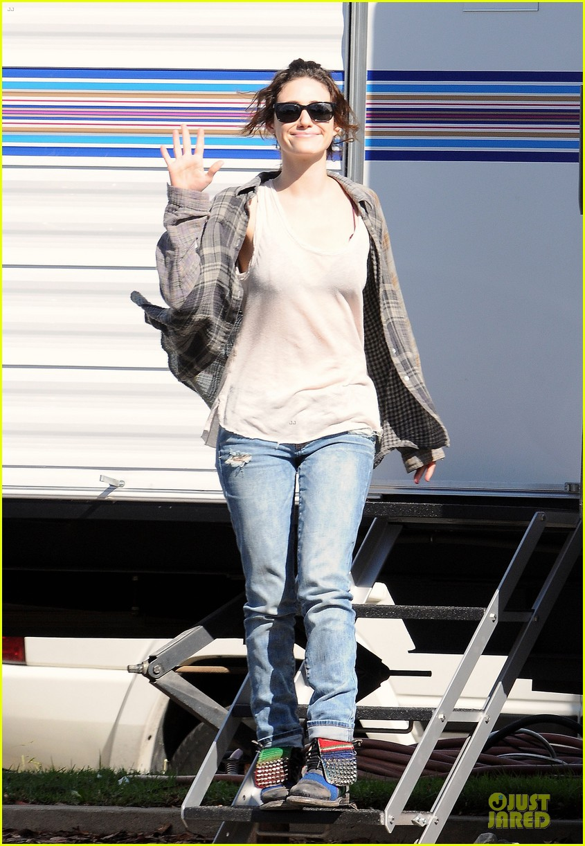 emmy rossum youre not you set 19