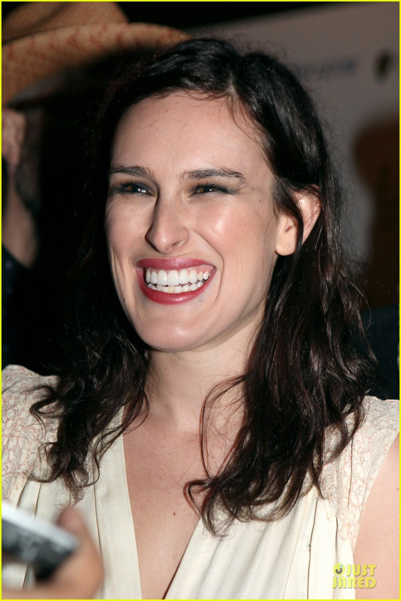 rumer willis sls hotel south beach grand opening 06