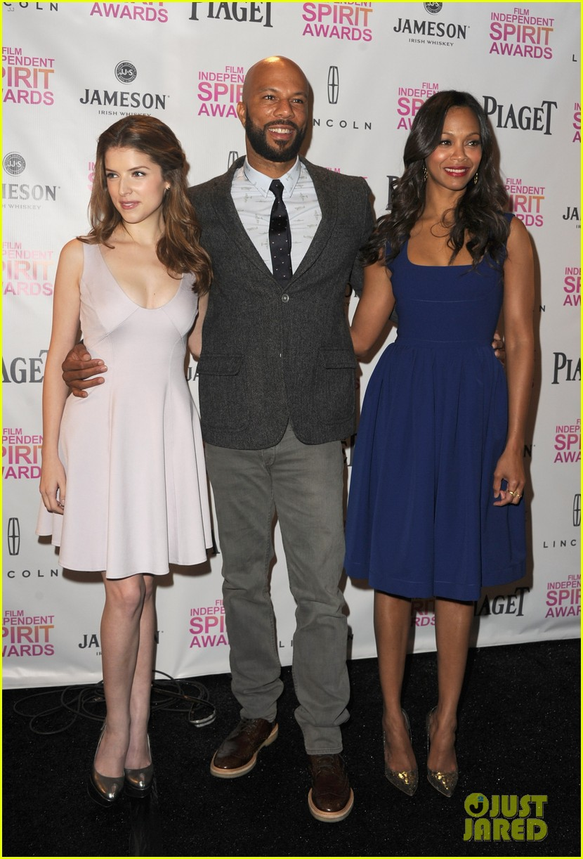 zoe saldana anna kendrick announce spirit awards nominations 2013 03