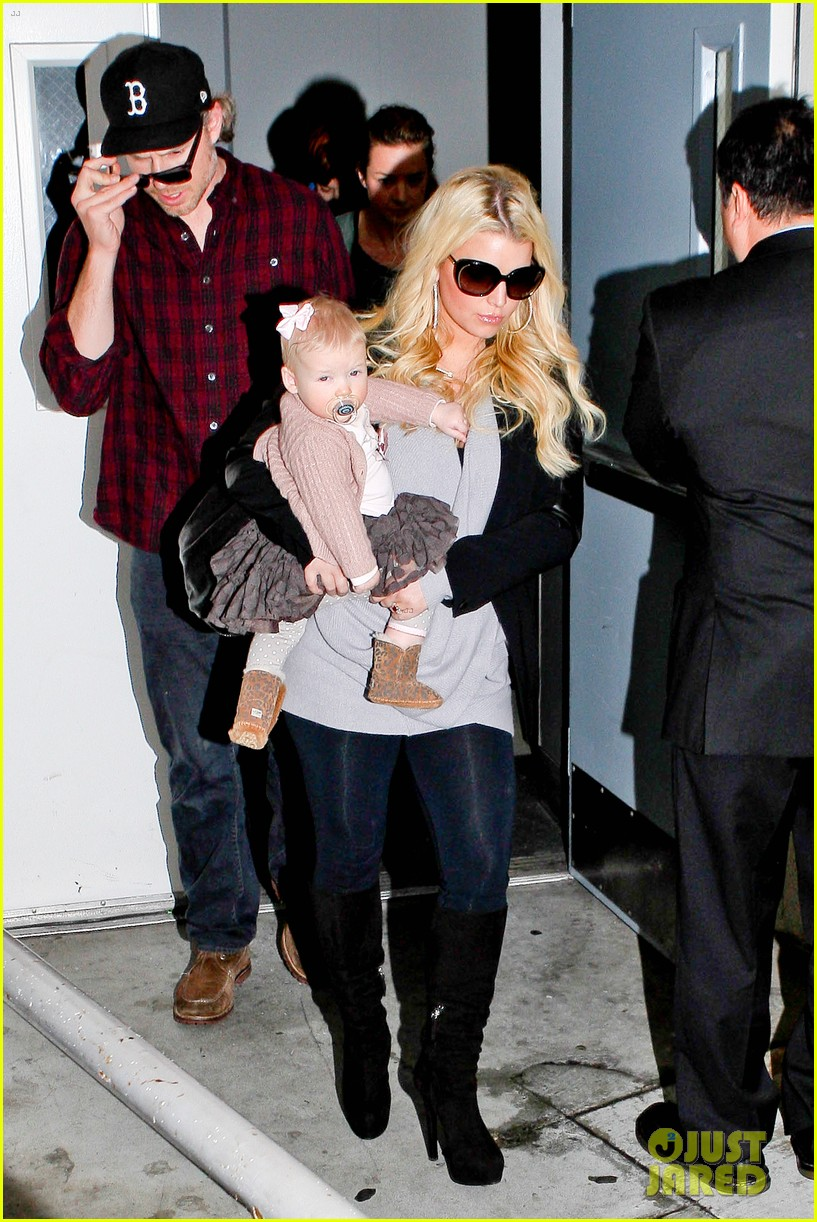 jessica simpson first post pregnancy rumor pics 01