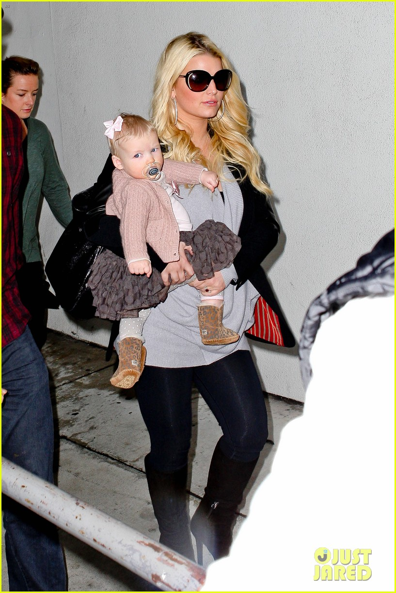 jessica simpson first post pregnancy rumor pics 062766236