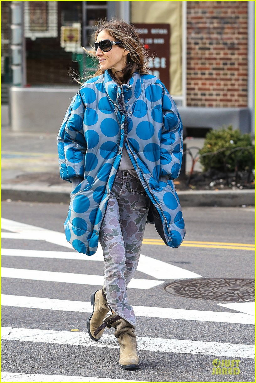 sarah jessica parker gives back to hurricane sandy victims 18