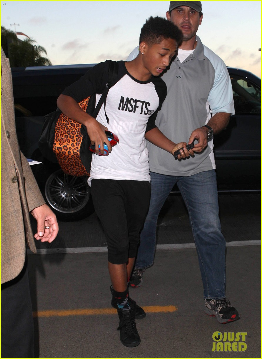 jada pinkett smith lax departure with willow jaden 11