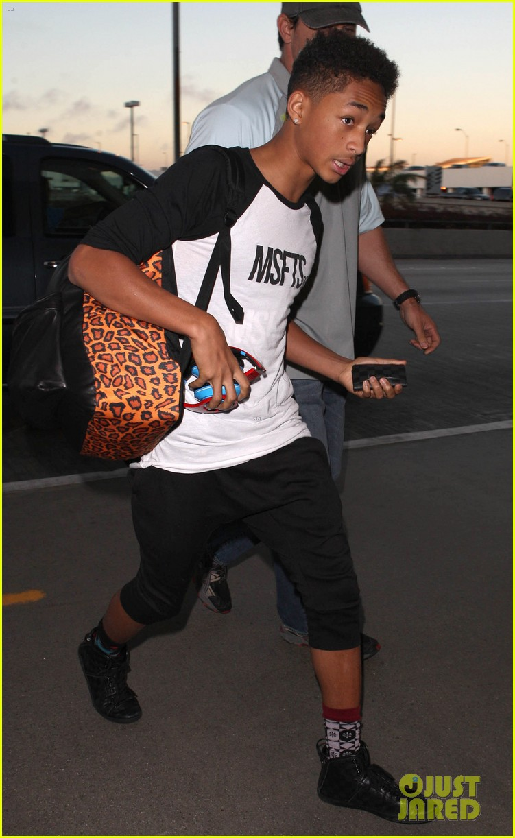 jada pinkett smith lax departure with willow jaden 12