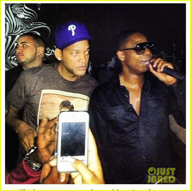 will smith rapping at gabrielle unions birthday 05