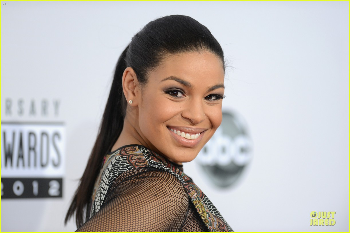 jordin sparks jason derulo ama 2012 red carpet 06