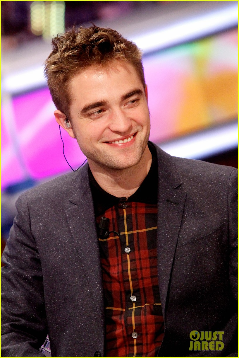 kristen stewart robert pattinson el hormiguero in spain 022758383